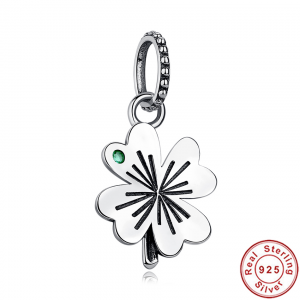 0_ELESHE-Authentic-925-Sterling-Silver-Lucky-Four-Leaf-Clover-Beads-Charms-Fit-Pandora-Bracelet-Necklace-Original